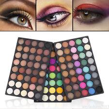 120colors Eye Shadow Cosmetic Makeup Shimmer Matte Eyeshadow Palette Set Kit KO0