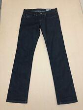 "G Star Raw Jeans Womens ~ Sz 27 / 30 ~ Great Cond "" 3301 Straight "" Denim Pants"