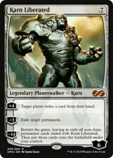 MTG - Ultimate Masters - Karn Liberated X 1 NM
