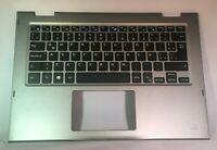 "Genuine Dell Inspiron 13 5379 13.3"" Palmrest W/ Backlit Spanish Latin Keyboard"