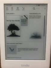 Amazon Kindle Touch 2019 6 Inch 4GB White