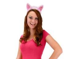 My Little Pony Pinkie Pie Headband with Ears Costume Accessory, NEW UNWORN