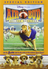 Air Bud Golden Receiver SE 0786936797947 With Suzanne Ristic DVD Region 1
