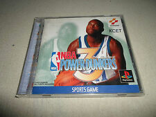 US Seller Japan Import NBA Power Dunkers 3 Playstation 1 PS1 Basketball PSX