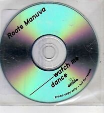(CI41) Roots Manuva, Watch Me Dance - DJ CD