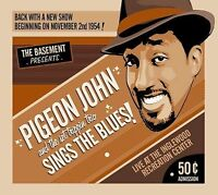 PIGEON JOHN SINGS THE BLUES! NEW sealed CD