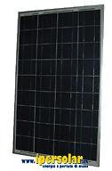 Pannello solare fotovoltaico 140 Watt Poli