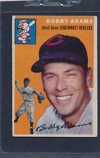 1954 Topps #123 Bobby Adams Reds VG 54T123-100315-1