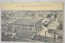 """CPA """" VERDUN - Vue Panoramique des Casernes d'Anthouard"""