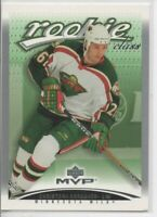 2003-04 UPPER DECK MVP CHRISTOPH BRANDNER ROOKIE
