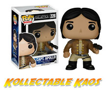 Battlestar Galactica - Apollo Pop! Vinyl Figure