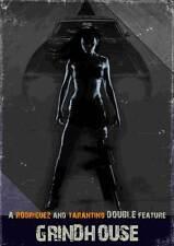 GRINDHOUSE Movie POSTER 27x40 F Kurt Russell Rose McGowan Rosario Dawson Jeff