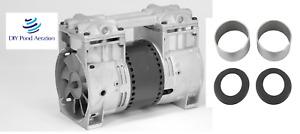 Thomas Compressor Pump Model 2660/2650/2685 Rebuild Kit Cup Seals & Sleeves Only