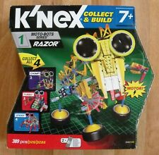 Brand New K'nex Moto-Bots Series 1 RAZOR Motorized