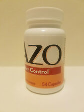 AZO Bladder Control with Go-Less 54 Capsules