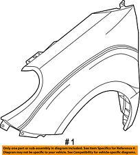 Ram CHRYSLER OEM 15-18 ProMaster City-Fender Liner Right 68312363AA