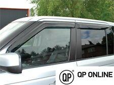 RANGE Rover Sport 2005 - 2013 anteriore e posteriore Deflettori Vento 4 PEZZI KIT DA6076