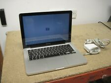 "DAMAGED APPLE MACBOOK PRO 13"" LAPTOP 2012 MD101B/A CORE i5 2.5GHz 16GB (RN4451)"