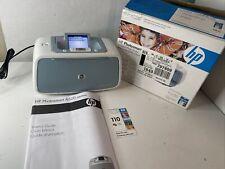 HP Photosmart A526 Compact Digital Photo Printer Inkjet Digital Printer