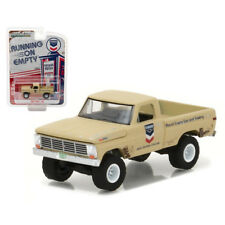 Greenlight 1968 Ford F-100 Pick Up Truck Standard Station Beige 1:64 41030-B