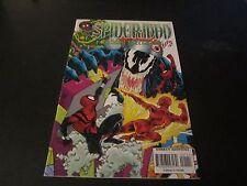 SPIDERMAN: HOLIDAY SPECIAL 1995 AWESOME VENOM COVER RARE COMIC!!
