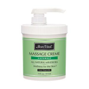 Bon Vital' Naturale Massage Creme