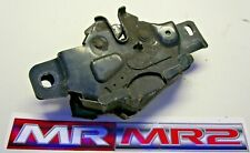 Toyota MR2 MK2 Turbo Engine Cover Lid Latch Catch - Mr MR2 Used Parts 1989-99