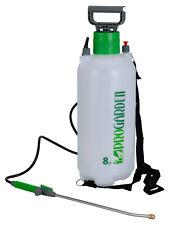 Drucksprüher 8 Liter Drucksprühgerät Pumpsprüher Pflanzensprüher Gartenspritze