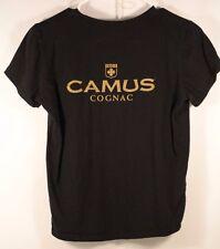 Camus Cognac T Shirt Womens Large Black 6