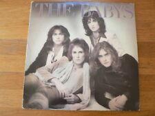 LP RECORD VINYL THE BABYS BROKEN HEART 1977 CHRYSALIS 51-1150