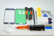 SAMSUNG S6 PLUS bordo Vetro Schermo Blu Set di riparazione, colla, cacciaviti, strumenti