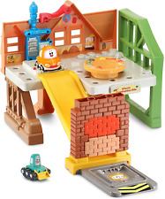VTech Toot-Toot Drivers Cory Carson OTooles Construction Site, Toy Car Garage