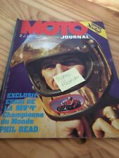 MOTO zeitung 1973 Nr. 140 MV4 500 , Inflation Norton , Honda 125 Bials XS650
