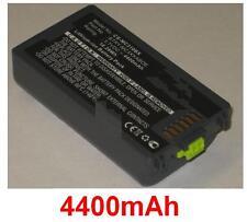 Batería 4400mAh tipo 82-127912-01 BTRY-MC3XKAB0E Para Symbol MC3100