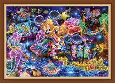 AU Dreamy Disney Full Drill 5D Diamond Painting Embroidery Cross Stitch Kit NU