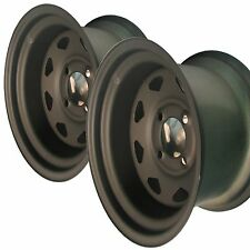 "12"" 12x7 4/4 RIM WHEEL for Zero Turn Riding Lawn Mower Compact Tractor Go Kart"