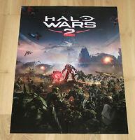 Halo Wars 2 rare Promo Poster from Gamescom 2016