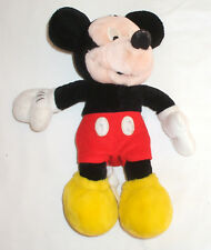 "Fab 10"" Mickey Mouse soft toy"