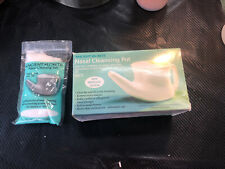 Ancient Secrets Nasal Cleaning pot W/ nasal cleaning salt