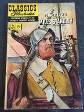 Classics Illustrated #92 Miles Standish 1952 #92/165 Combine Shipping
