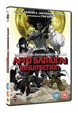 Afro Samurai - Resurrection [New DVD]