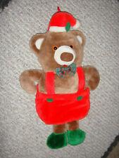 "Teddy Bear Christmas Stocking - 21"""