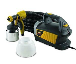 Wagner Spraytech 0518080 Control Spray Max HVLP Paint or Stain Sprayer Comple...