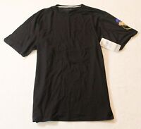 Russell Athletic Men's Essential Cotton Performance Tee CD4 Black Size 3XL NWT