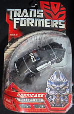 2007 Hasbro Transformers Movie Deluxe Class Decepticon Barricade Diaclone NY