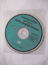 45064 - 038 Learning Ladder Ages 10-11 Maths/English/Science [NEW] - PC (2001) W