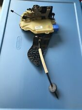 03-10 PORSCHE CAYENNE DOOR LOCK RELEASE LATCH W/CABLE OEM
