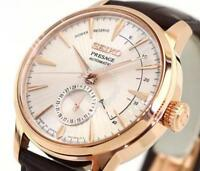 2017 New!! SEIKO PRESAGE Basic Line SARY082 Automatic Men's Watch Made in Japan