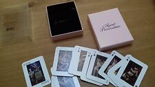 AGENT PROVOCATEUR RARE GIFT BOXED PACK OF CARDS SHOWING SEXY LINGERIE MODELS