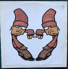 Bassbin Twins EP II TALL - 01 TEST PRESSING 1994 VERY RARE Breaks Breakbeat DJ